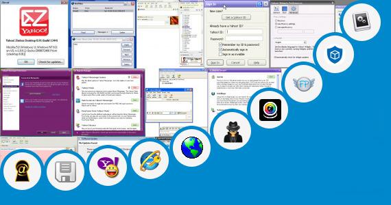Software collection for Yahoo Login Mail Desktop Site