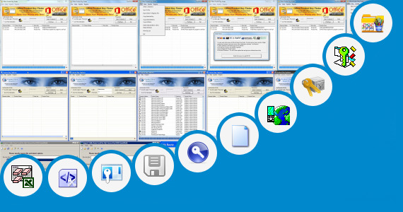 Software collection for Microsoft Excel Product Key Codes