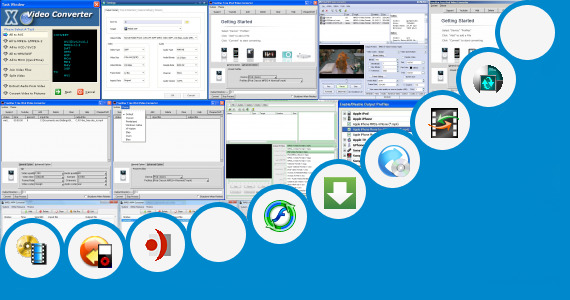 Software collection for Convert Dav File To Mpeg