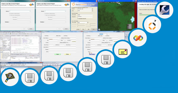 Software collection for Vehicle Tracking System Source Code