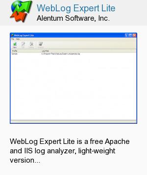 WebLog Expert Lite