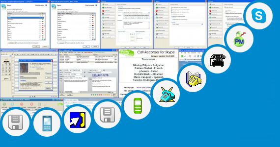 Software collection for Marathi Phone Call