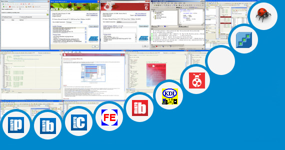 Software collection for Avr Microcontroller Windows 7 Softwares