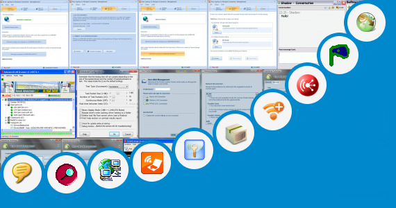 Software collection for Acer Wireless Lan Configuration Utility