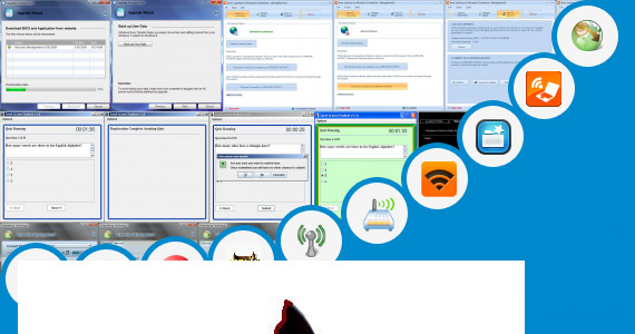 Software collection for Acer Wireless Assistance