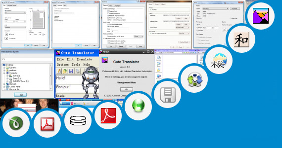 Software collection for Japanese Translator In Vxp Format