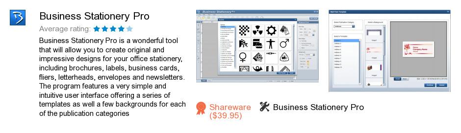 Business Stationery Pro