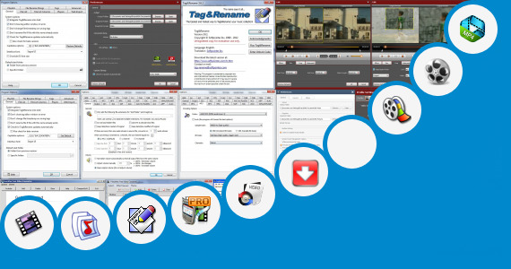 Software collection for Mp4 18 Year X Vdyo