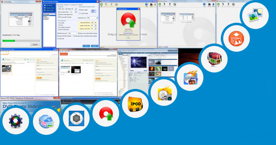 Software collection for Upload Photo Vxp