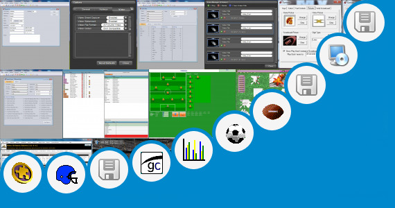 Software collection for Game Hp Manager Real Football 2014