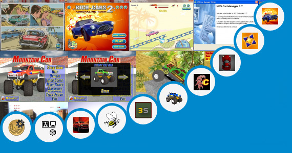 Software collection for Dj Punjabi Game Car