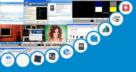 Software collection for Sixe Bf Video In