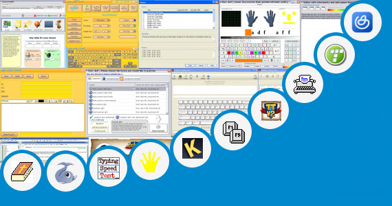 Software collection for Tamil Typing Fingering