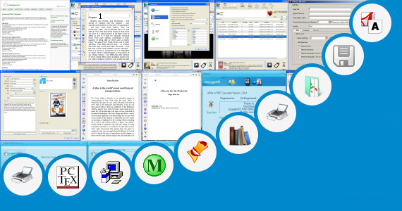 Software collection for Bangla Pdf Engineering Books