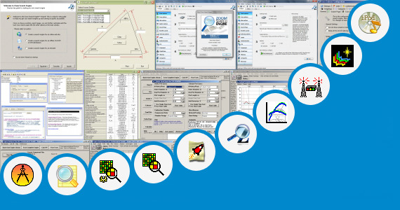 Software collection for Engin Work Vidios