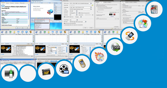 Software collection for Doubal X Movies 3gp