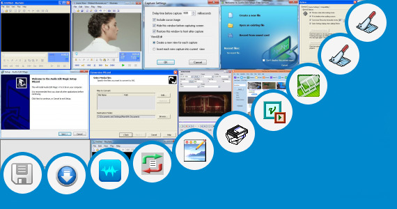 Software collection for Tamil Avi Cut Move
