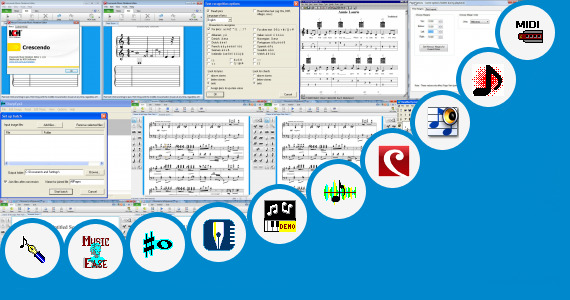Software collection for Midi Notation Apk