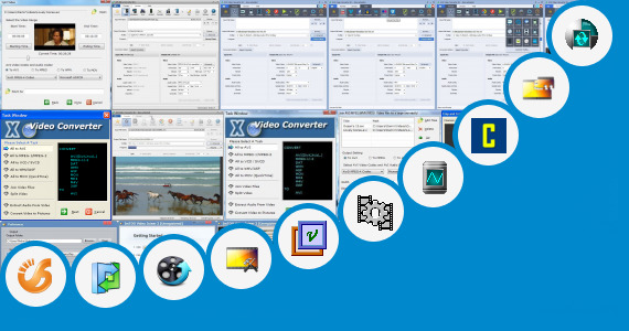 Software collection for Video Combiner Apk Free