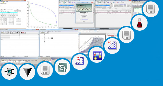 Software collection for Thermodynamic Calculation Software