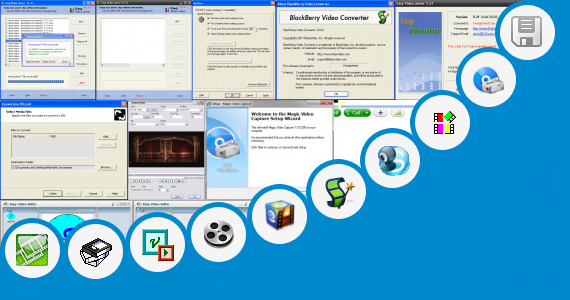 Software collection for Viyaf Move Video
