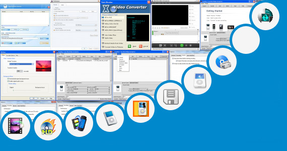 Software collection for Bhojpuri Video Movies
