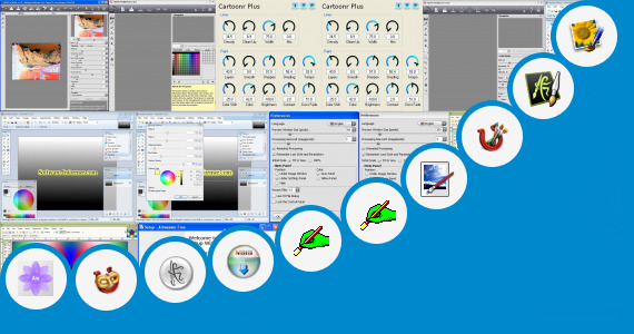 Software collection for Oil Paint In Photoshop Cs 3