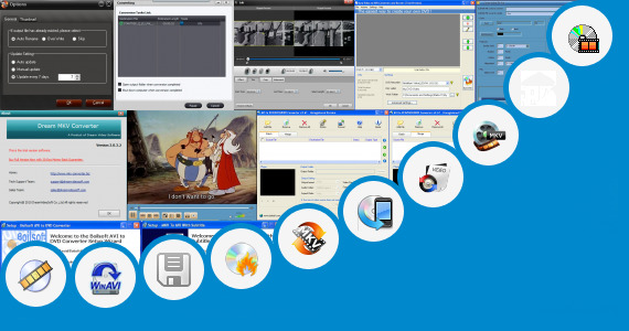 Software collection for Converter With Subtitle Apk