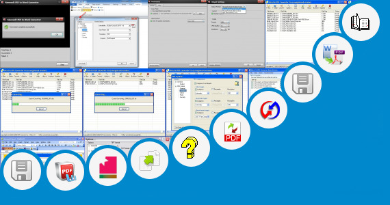 Software collection for Tbil Language Converter