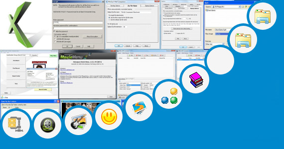 Software collection for Themes In Vxp Formate