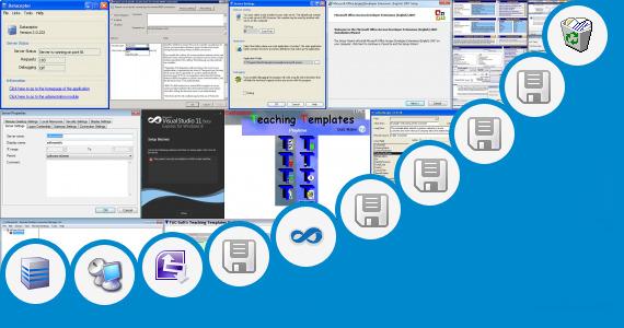 microsoft access erp template