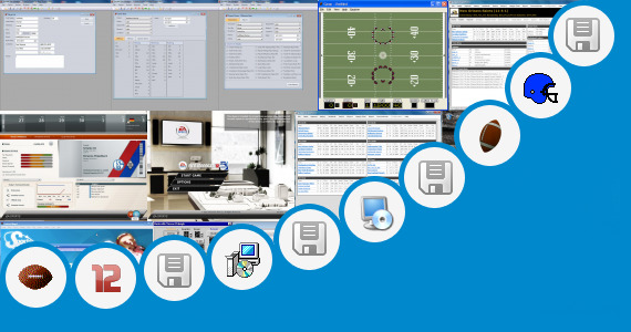 Software collection for Manager Football Asha 305 Game