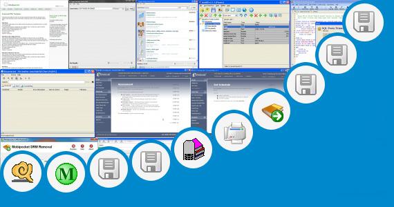 Software collection for Bangla E Book For Java Program