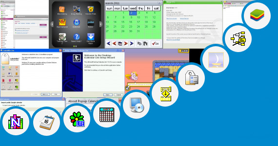 Software collection for Bluestack Lite Version