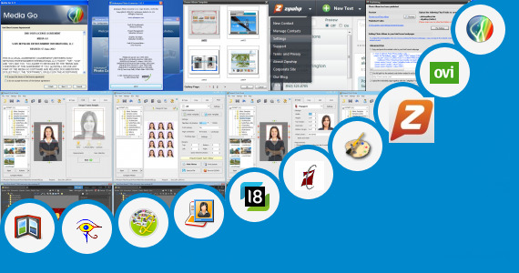 Software collection for Game Photo Images Apps Vxp