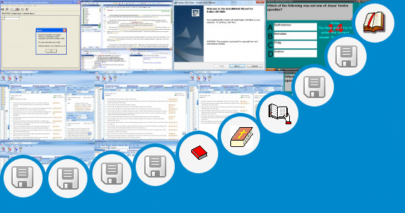 Software collection for Tamil Referance Bible