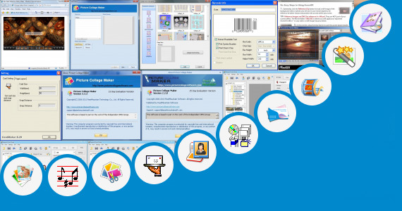 Software collection for Pan Card Maker Software