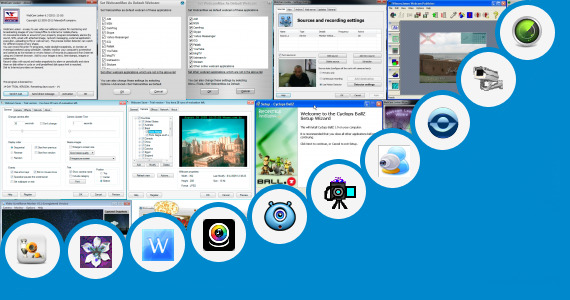 Software collection for Beetel Eye Webcam Software