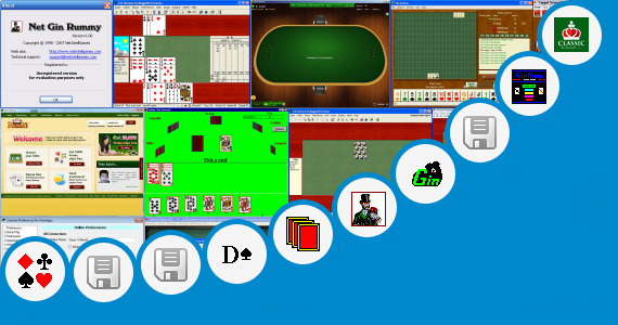 Software collection for Rummy Game Free Wapin