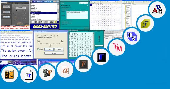 Software collection for Font Frutigerltpro Bold Free