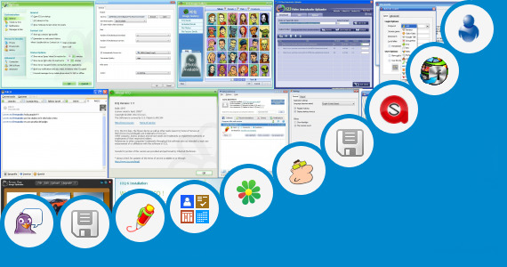 Software collection for Font Kurdish Facebook