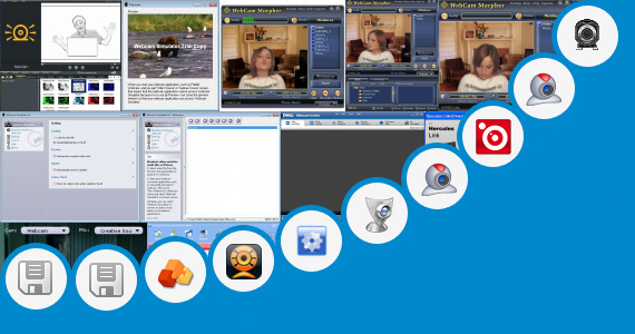 Software collection for Hp655 Webcam Drivers