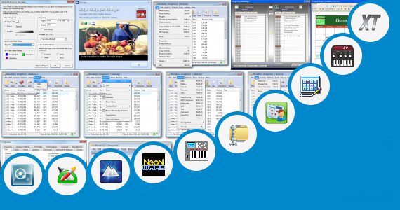Software collection for Korg Pa User Style Manager Full