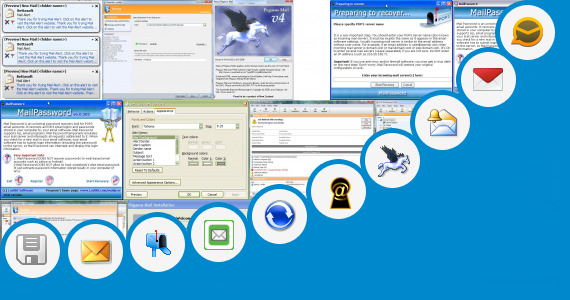 Software collection for Maxthon Client Mail