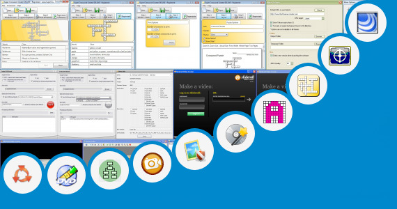 Software collection for Software Creator