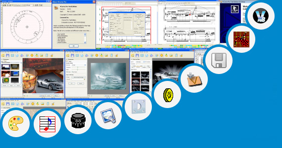 Software collection for Free Engraving Software
