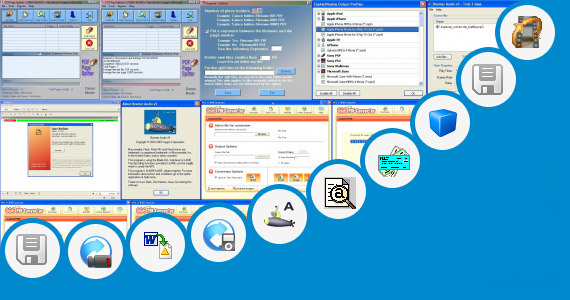 Software collection for Blank Jathagam Format