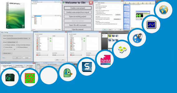 Software collection for Dj Speech Hindi App