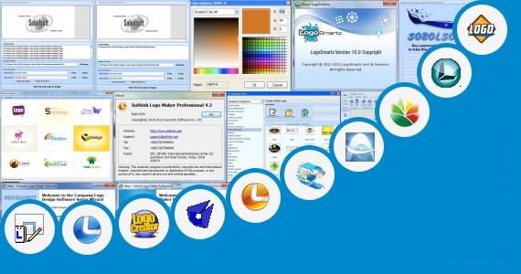 Software collection for Soraj Logo Tool Com
