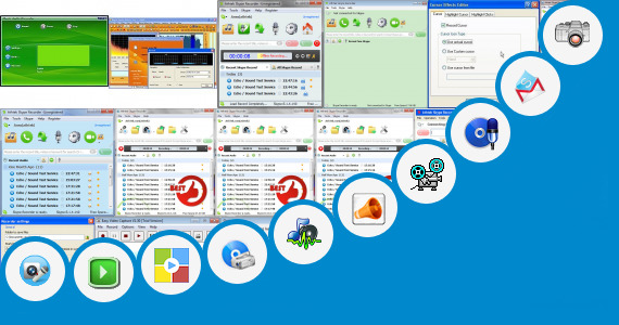 Software collection for Video 26 Audio Recorder For Windows Xp Free